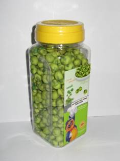 Green Peas With Wasabi